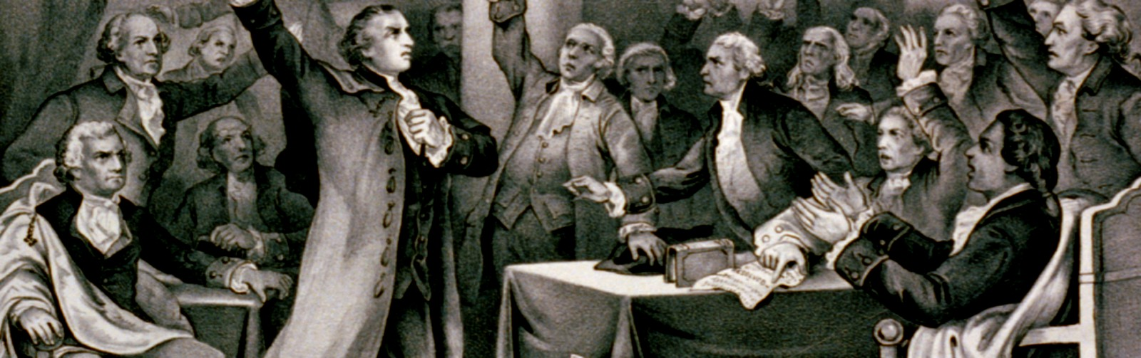 Thomas Jefferson and Alexander Hamilton: Conflict and the Constitution